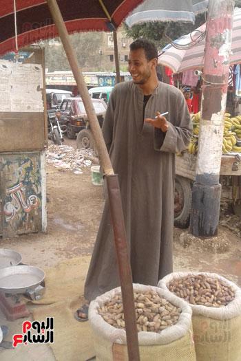 انخفاض أسعار ياميش رمضان 25  عن العام (5)