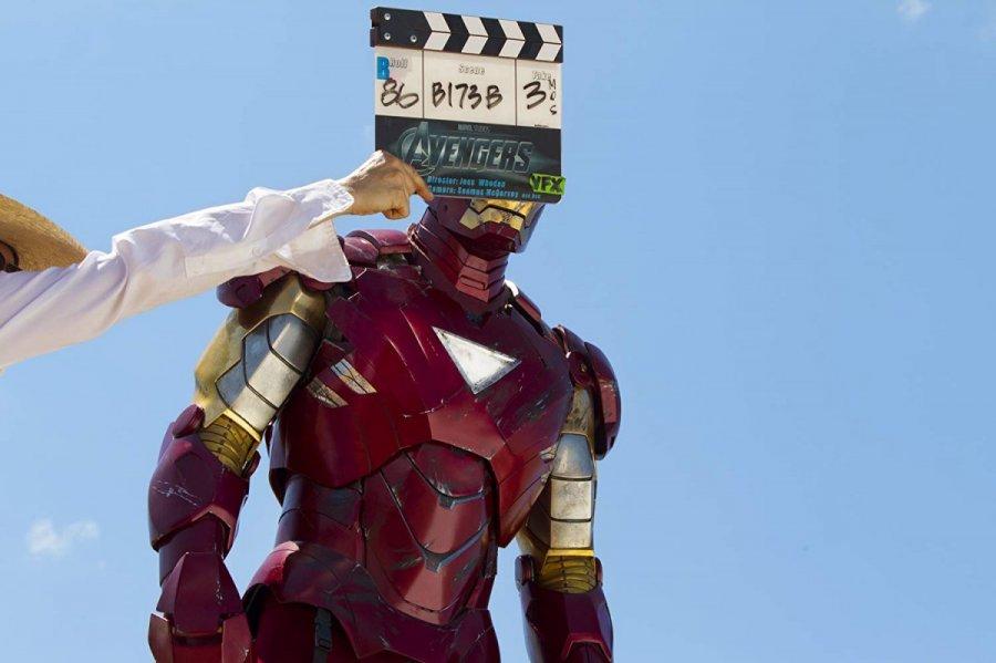 روبرت داوني جونيور في ( The Avengers (2012