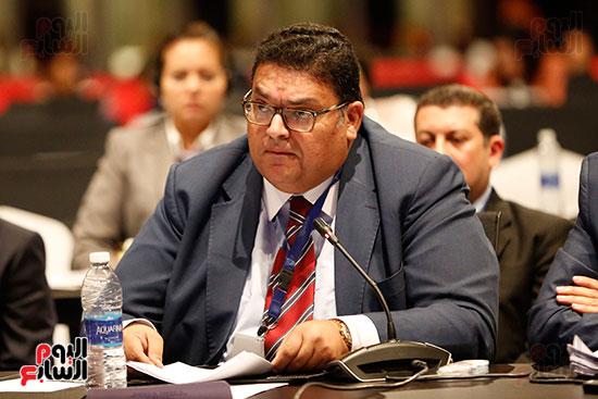 اجتماعات اللجنة الأفريقية المعنقدة بشرم الشيخ (16)