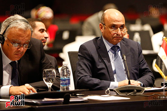 اجتماعات اللجنة الأفريقية المعنقدة بشرم الشيخ (12)