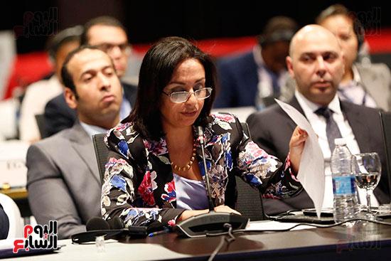 اجتماعات اللجنة الأفريقية المعنقدة بشرم الشيخ (13)