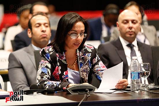 اجتماعات اللجنة الأفريقية المعنقدة بشرم الشيخ (10)