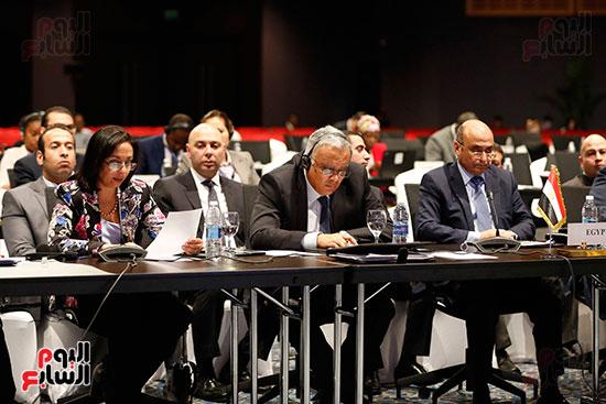 اجتماعات اللجنة الأفريقية المعنقدة بشرم الشيخ (11)