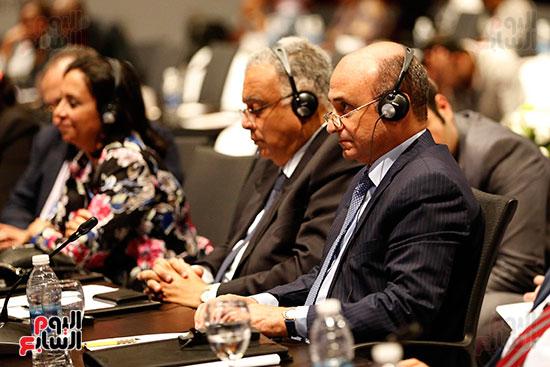 اجتماعات اللجنة الأفريقية المعنقدة بشرم الشيخ (3)