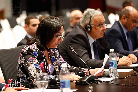 اجتماعات اللجنة الأفريقية المعنقدة بشرم الشيخ (9)