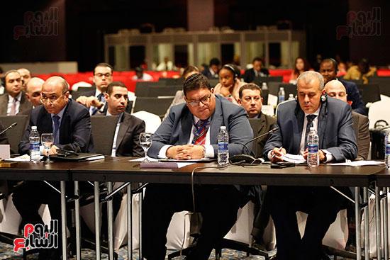 اجتماعات اللجنة الأفريقية المعنقدة بشرم الشيخ (1)