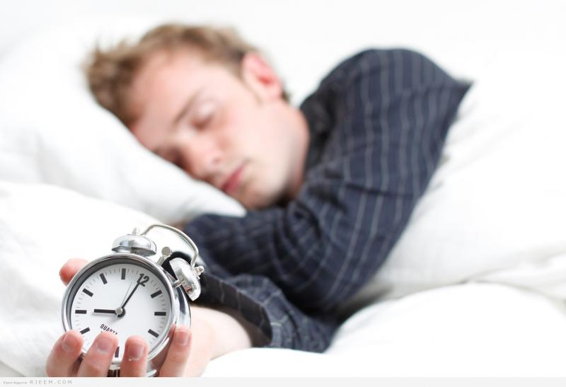 مشاكل النوم