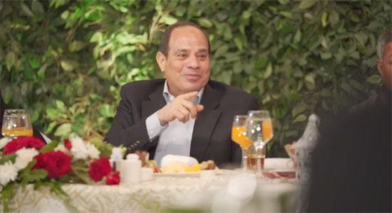 مائدة-إفطار-السيسى-(7)