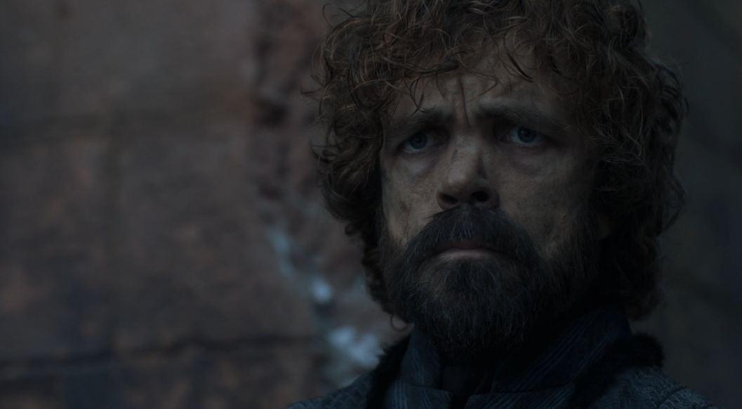 tyrion lannister يتابع خطاب Daenerys Targaryen بلغة Dothraki