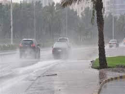غيوم وأمطار جراء الطقس السيئ (4)