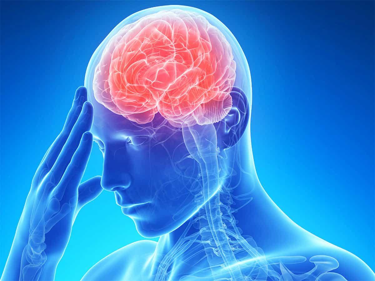 انواع السكتة الدماغية
