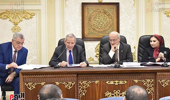 اجتماع لجنة التعليم والبحث العلمي بمجلس النواب (3)