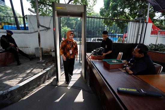 تعزيز الإجراءات الأمنية فى اندونيسيا (2)