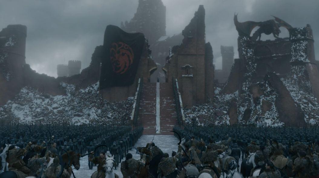Daenerys Targaryen تلقى خطاب النصر بلغة Dothraki