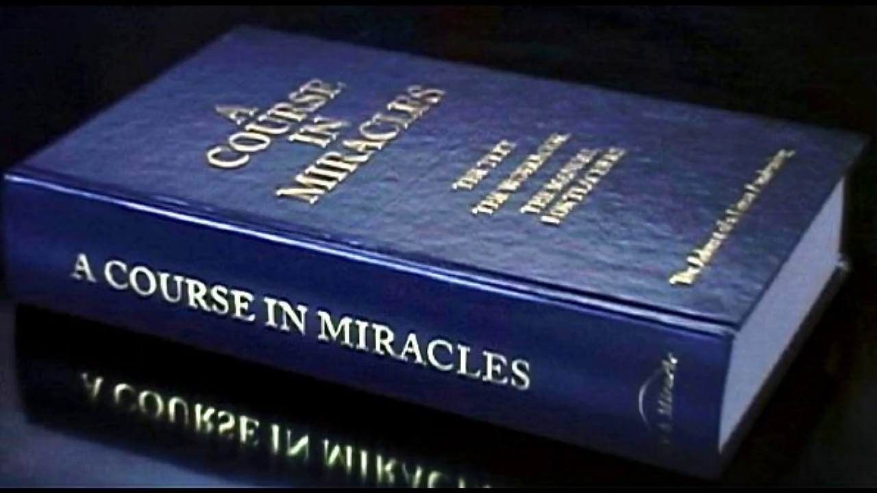 A Course in Miracles, by Helen Schucman