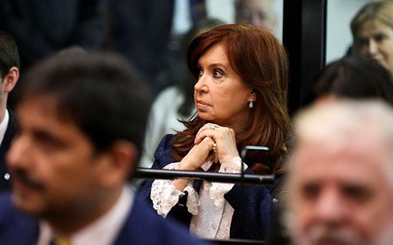 رئيسة-الأرجنتين-السابقة-فى-جلسة-محاكمتها