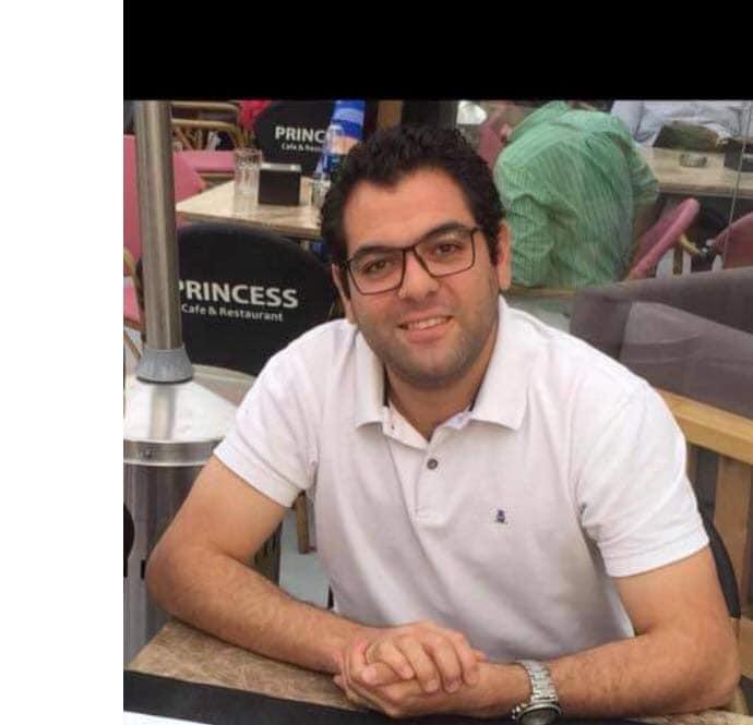 الشهيد ماجد عبد الرازق ضابط مباحث النزهة