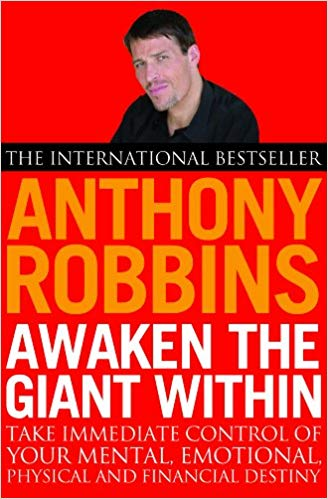 Awaken the Giant Within, by Tony Robbins