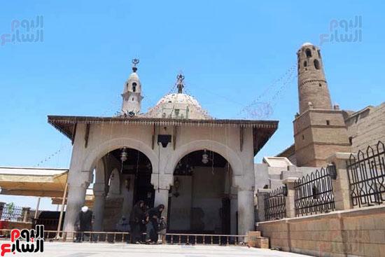 مسجد أبوالحجاج الأقصرى (1)
