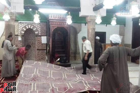 مسجد أبوالحجاج الأقصرى (4)