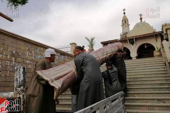 مسجد أبوالحجاج الأقصرى (3)