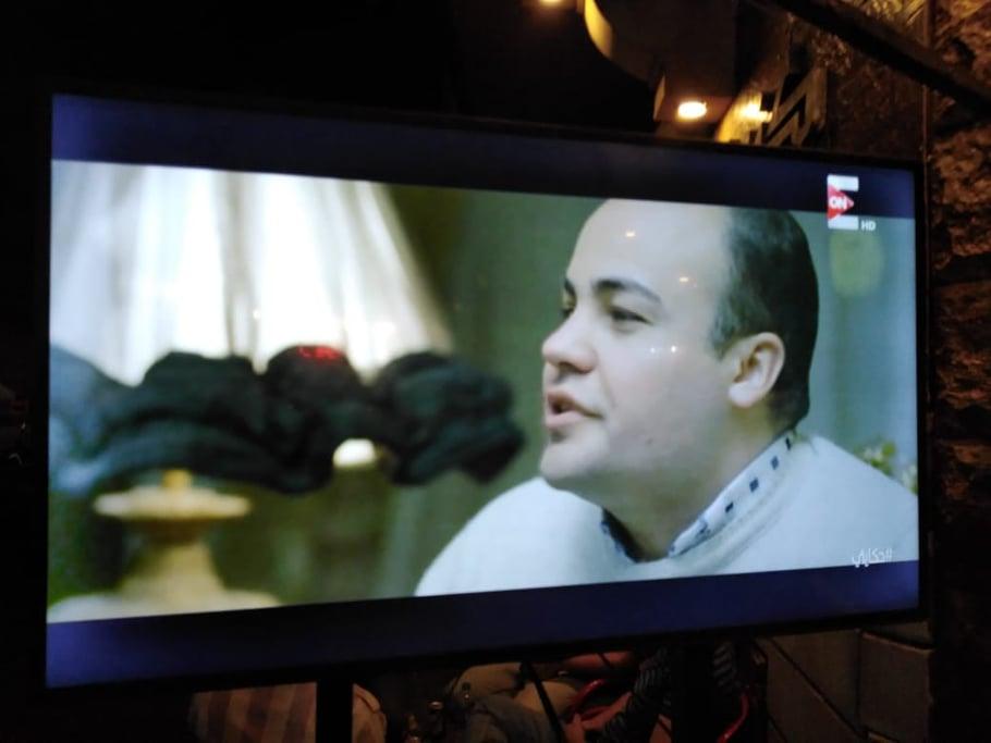 عمرو صحصاح فى مسلسل حكايتى (3)
