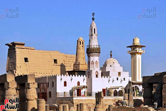 مسجد أبوالحجاج الأقصرى (2)
