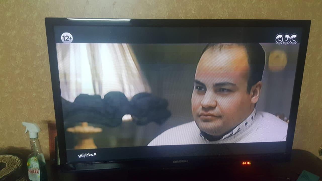 عمرو صحصاح فى مسلسل حكايتى (2)