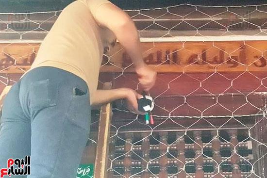 مسجد أبوالحجاج الأقصرى (13)