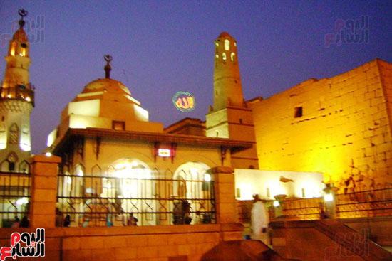 مسجد أبوالحجاج الأقصرى (11)