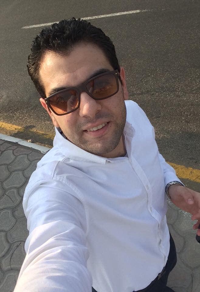 النقيب الشهيد ماجد عبد الرازق