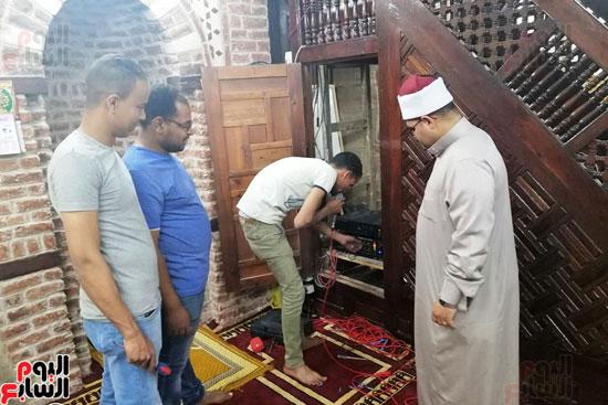 مسجد أبوالحجاج الأقصرى (10)