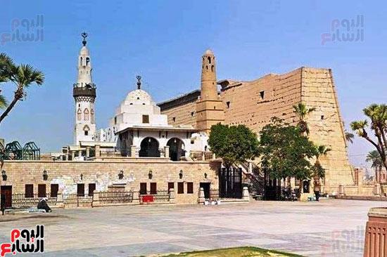 مسجد أبوالحجاج الأقصرى (5)