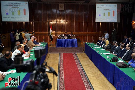 الدكتور محمد شاكر وزير الكهرباء والطاقة المتجددة  (7)