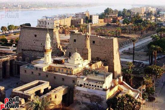 مسجد أبوالحجاج الأقصرى (7)