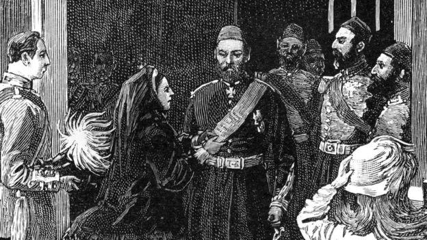 أنعم السلطان العثماني على كويليام في عام 1894 لقب شيخ الإسلام في الجزر البريطانية بموافقة من الملكة فيكتوريا
