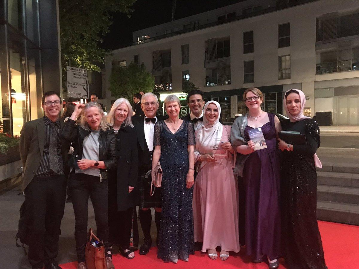 حفل جائزة مان بوكر العالمية 2019 (7)