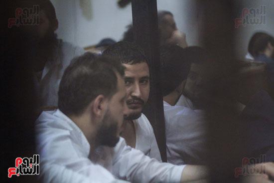 الحكم علي المتهمين في قضيةالمقاومة الشعبية (6)