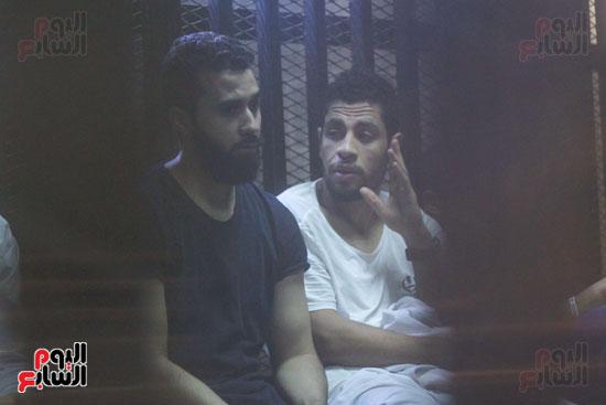 الحكم علي المتهمين في قضيةالمقاومة الشعبية (24)