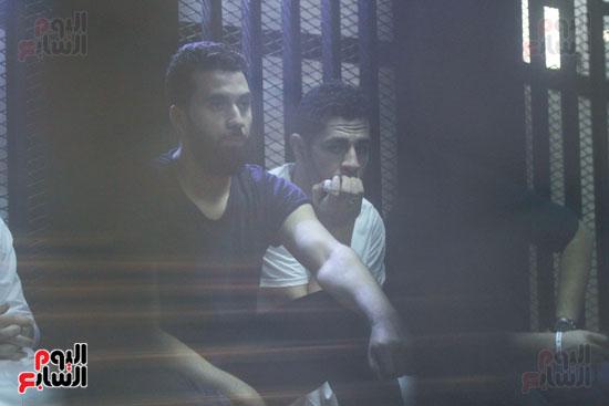 الحكم علي المتهمين في قضيةالمقاومة الشعبية (15)