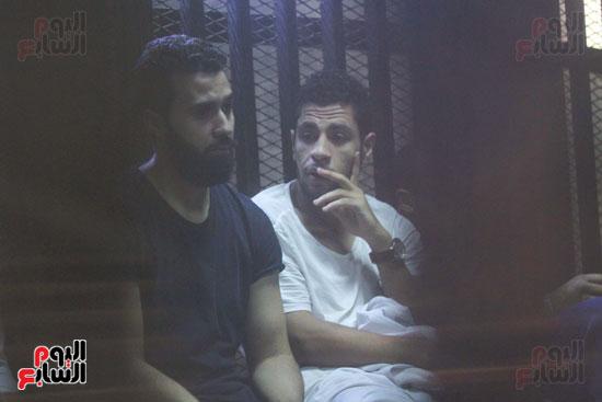 الحكم علي المتهمين في قضيةالمقاومة الشعبية (25)