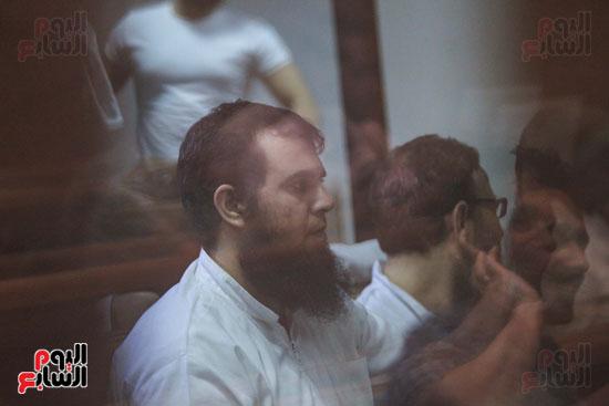 الحكم علي المتهمين في قضيةالمقاومة الشعبية (2)