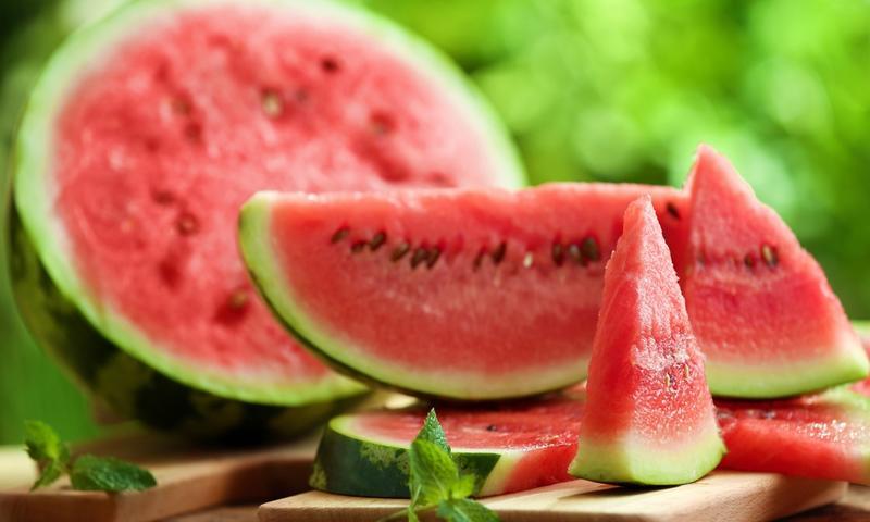 البطيخ يمد الجسم بالماء اللازم خلال الصيام