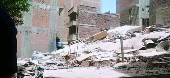 انهيار منزل (1)