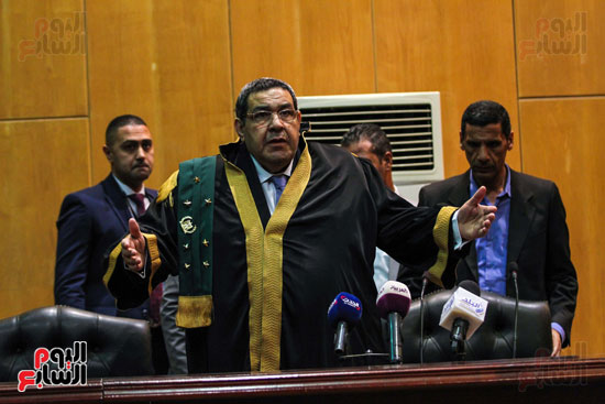 الحكم علي المتهمين في قضيةالمقاومة الشعبية (10)