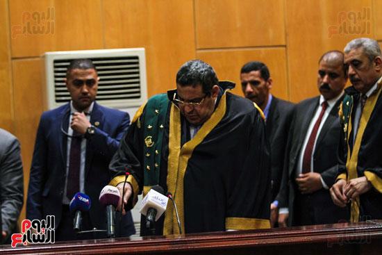 الحكم علي المتهمين في قضيةالمقاومة الشعبية (17)