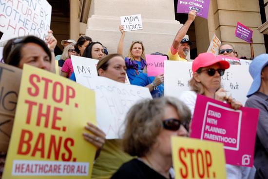 دعوات-لوقف-حظر-الإجهاض-فى-أمريكا