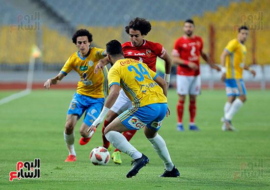 مباراة الأهلى والإسماعيلى (13)