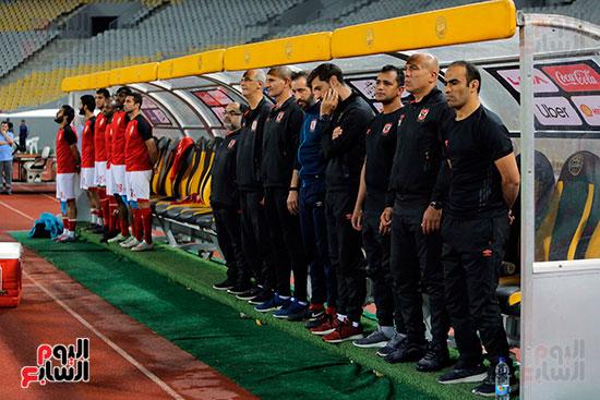 مباراة الأهلى والإسماعيلى (1)