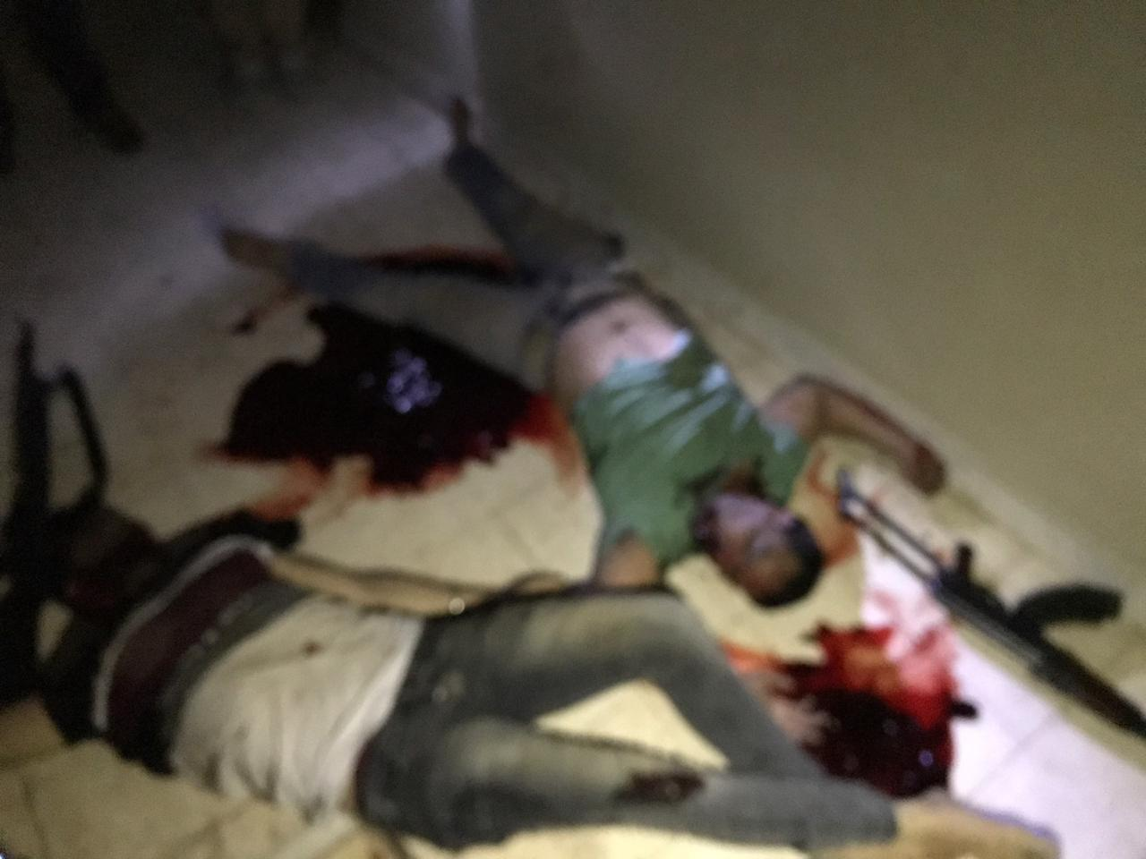 مقتل عناصر إجرامية